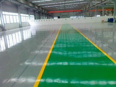 涂装式环氧地坪的优势及应用